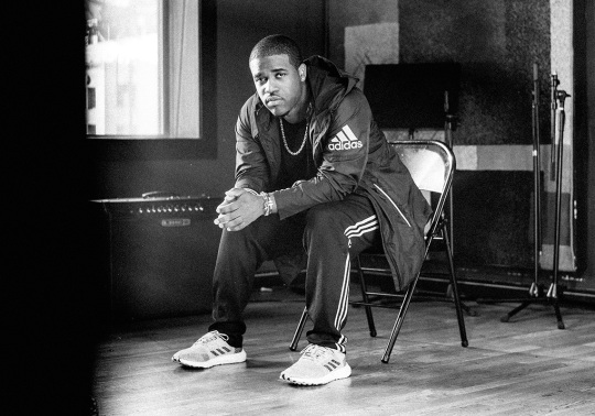 ASAP Ferg And adidas Unveil The PureBoost Go Running Shoe