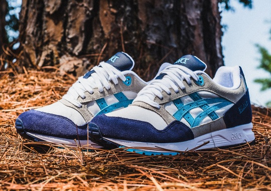 ASICS Is Getting Back To Basics With The GEL-SAGA