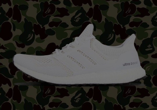 BAPE x adidas Ultra Boost Coming In 2019