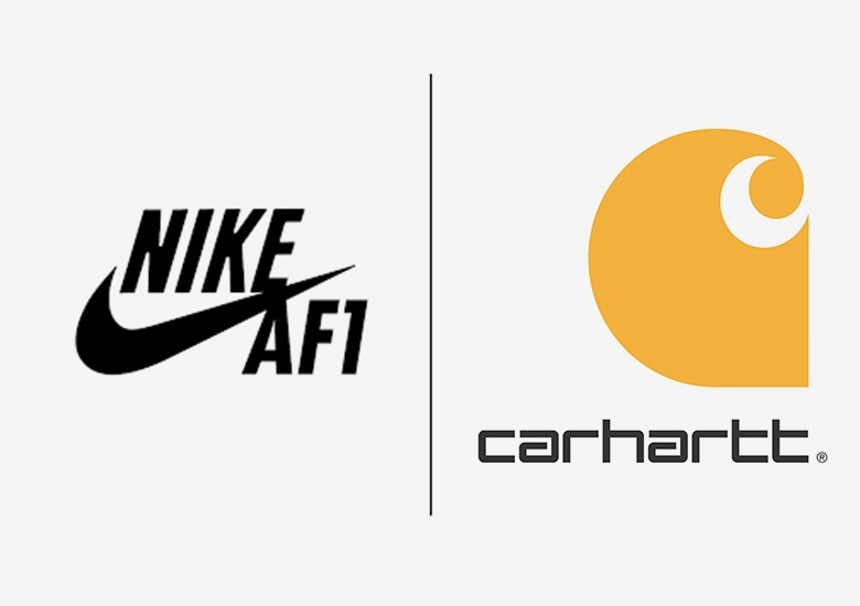 afa8eb0acf3e Carhartt And Nike Team Up For Two Rugged Air Force 1s