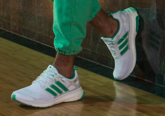 """Concepts and adidas Team Up For A Relaxing """"Shiatsu"""" Energy Boost"""