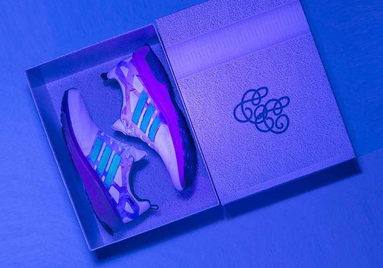 """The Upcoming Concepts x adidas Energy Boost """"Shiatsu"""" Features Hidden Stains"""