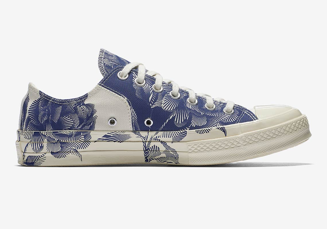 9031dad51d8 Converse Chuck 70 Porcelain Peony AVAILABLE AT Nike  85. Color  Black