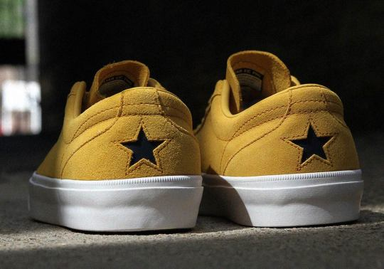 Converse Moves The One Star Logo To The Heel