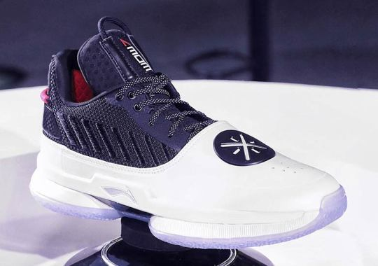 Dwyane Wade And Li-Ning Unveil The Way Of Wade 7