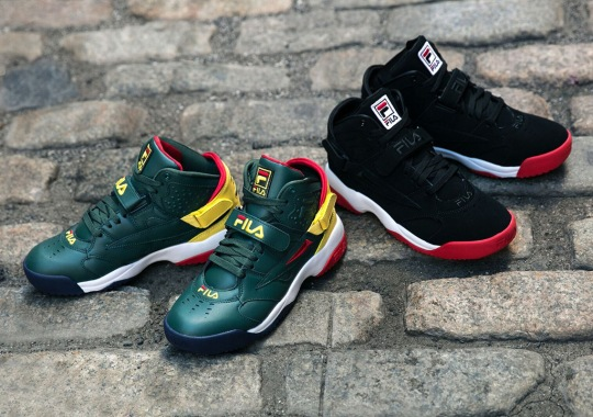 Fila To Drop Two Exclusive Collections With Jimmy Jazz