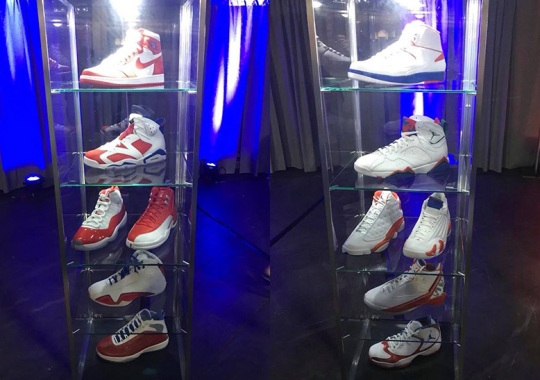The Florida Gators Unveil An Air Jordan PE Collection In Orange And Blue