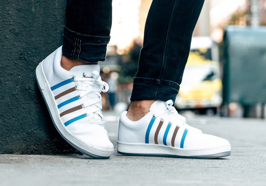 """Gary Vaynerchuk And K-Swiss Release The """"Clouds And Dirt"""" 003 Model"""