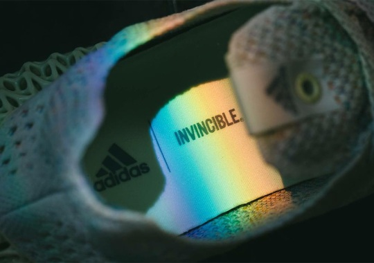Invincible Teases Upcoming adidas Consortium 4D Collaboration