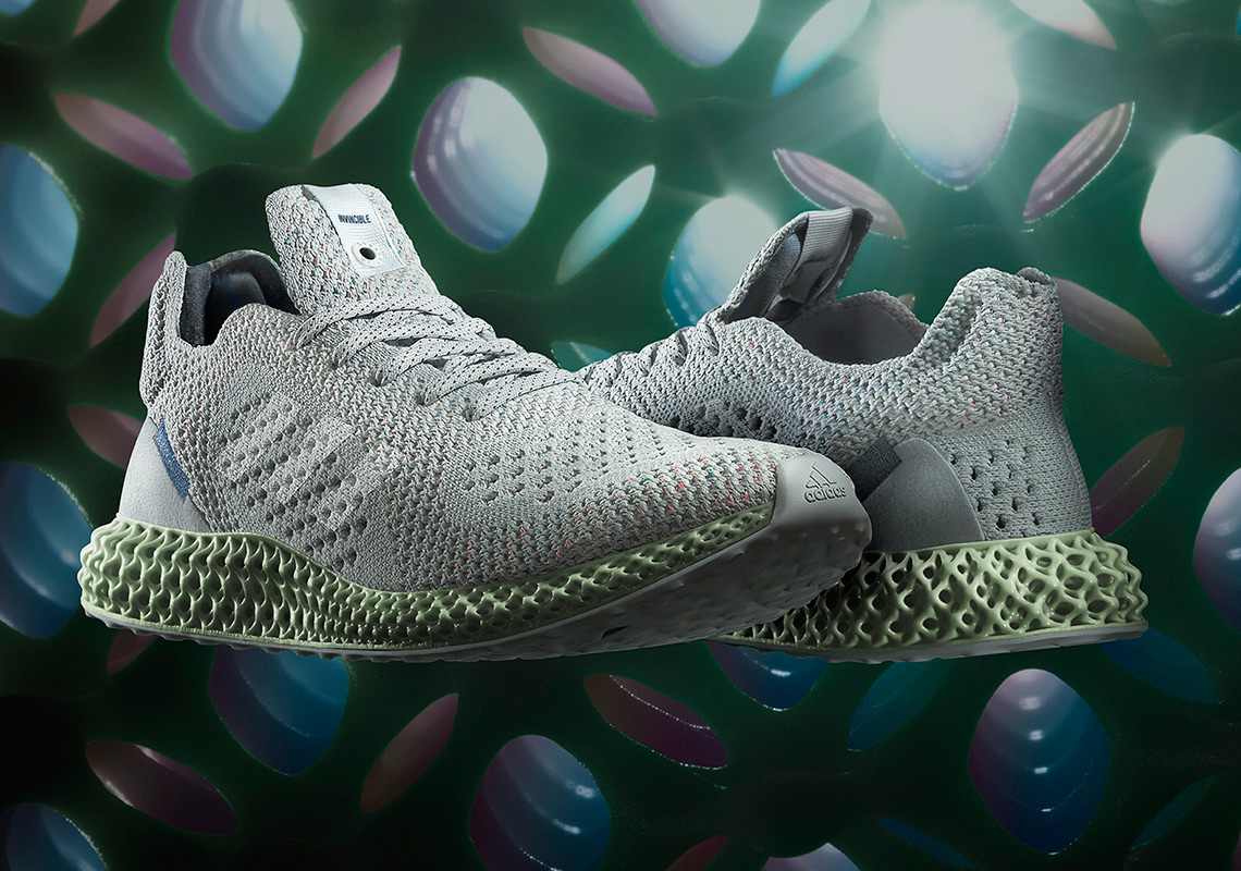 "ac3ea6f6356b Invincible And adidas Consortium Collaborate On A ""Prism"" 4D"