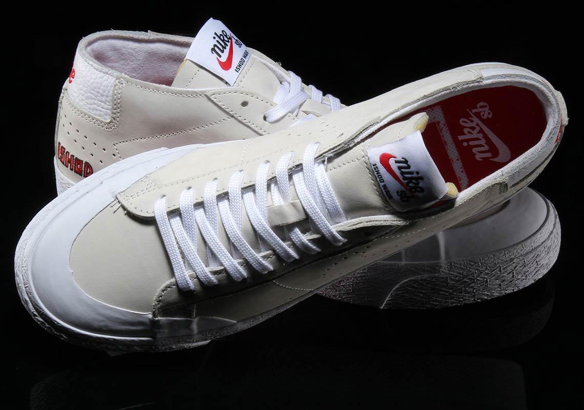 d30489cba434 Ishod Wair Nike SB Blazer Chukka AR5410-161 Available Now ...
