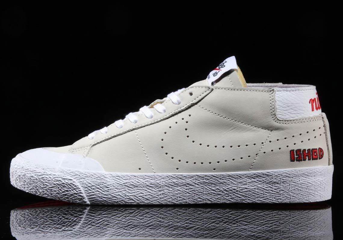 new arrivals cee2a e0677 Ishod Wair Nike SB Blazer Chukka AR5410-161 Available Now ...