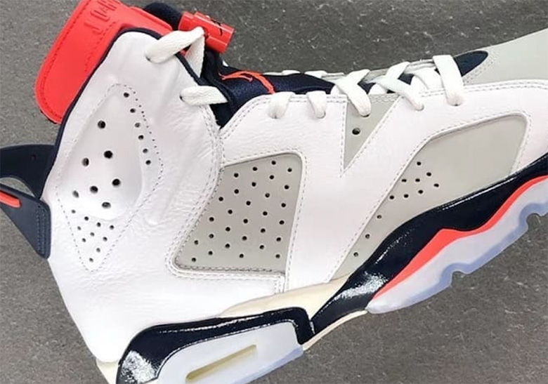 2d7a9960167 Air Jordan 6 Tinker Hatfield Release Info 384665-104 | SneakerNews.com
