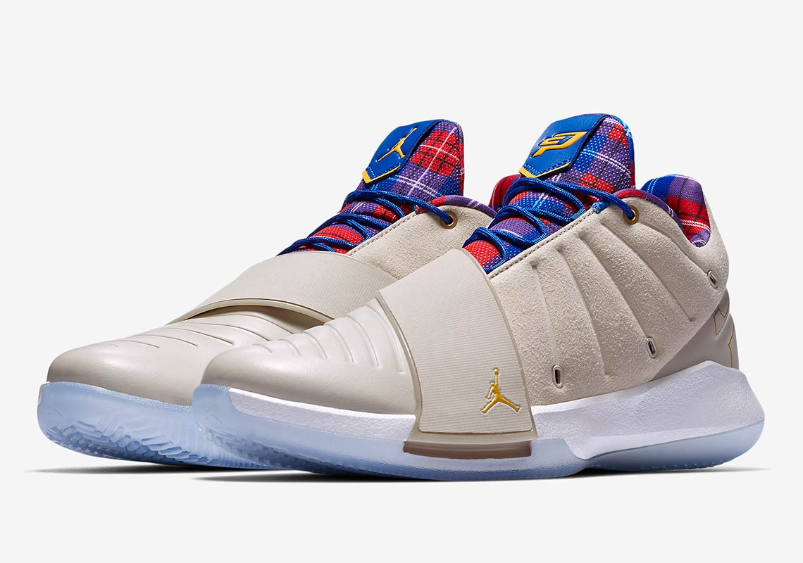 new product 24a25 8831f Cliff Paul Gets His Own Jordan CP3.XI Colorway