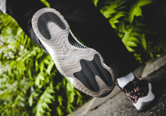 The Jordan Future Is Returning With Camo Woven Uppers