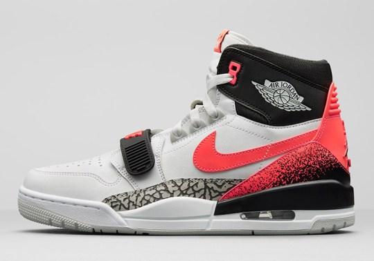 """The Jordan Legacy 312 """"Nike Pack"""" Is Releasing August 11th"""