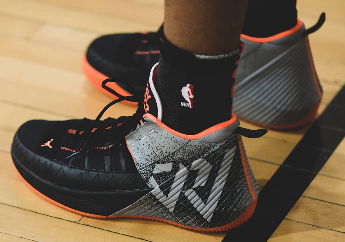 Jordan Russell Westbrook Signature Shoe First Look ...