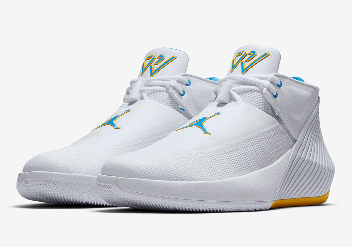 Russell Westbrook Honors UCLA With Upcoming Jordan Release