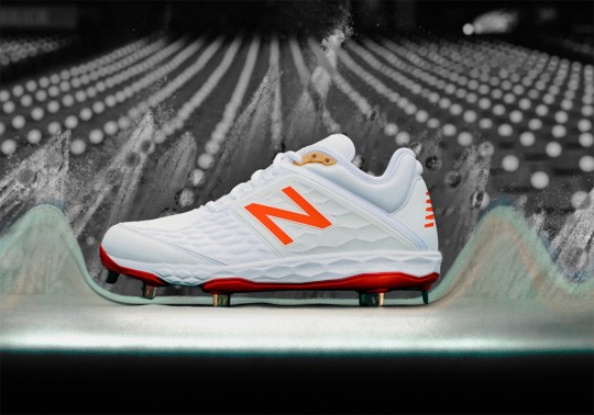 AL MVP Jose Altuve And New Balance Launch New Cleat Before All-Star Game