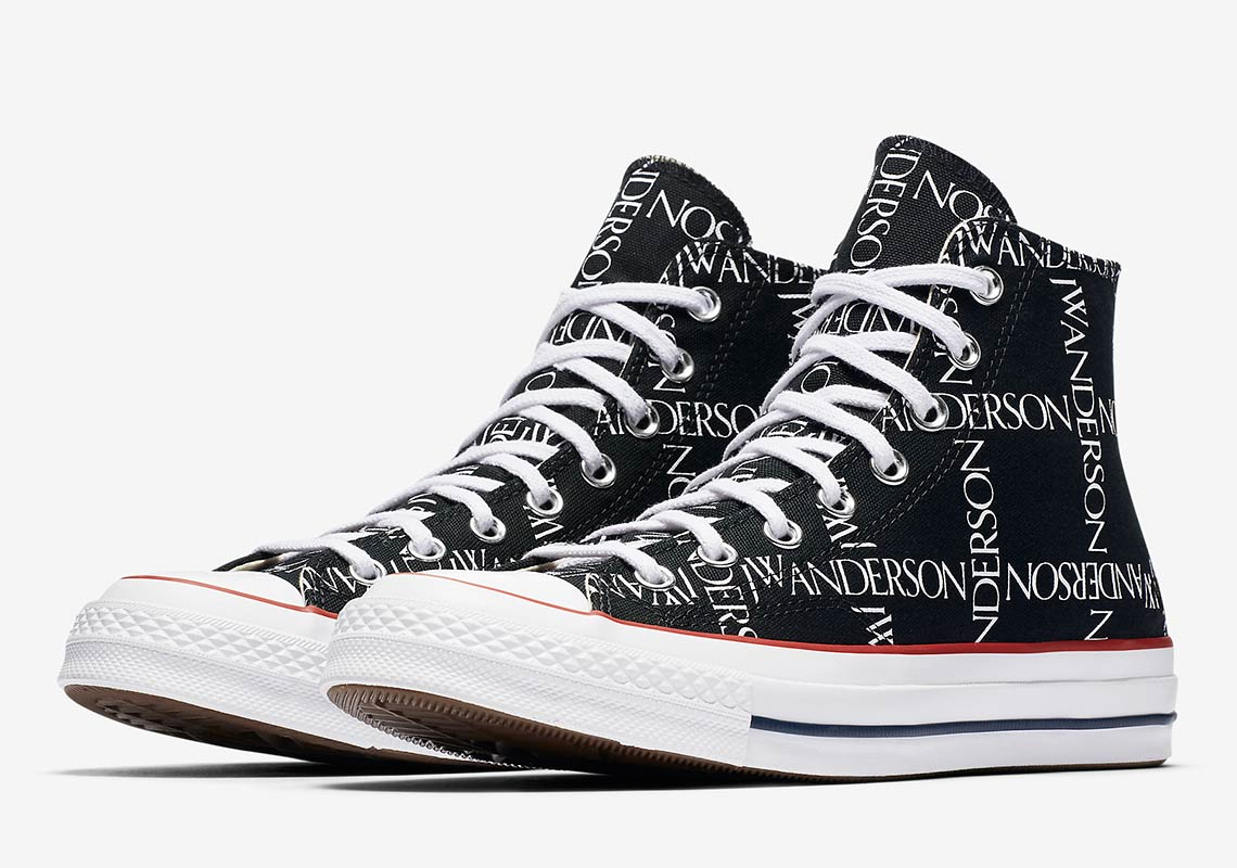 Converse x JW Anderson Chuck 70 Hi - AVAILABLE NOW - The
