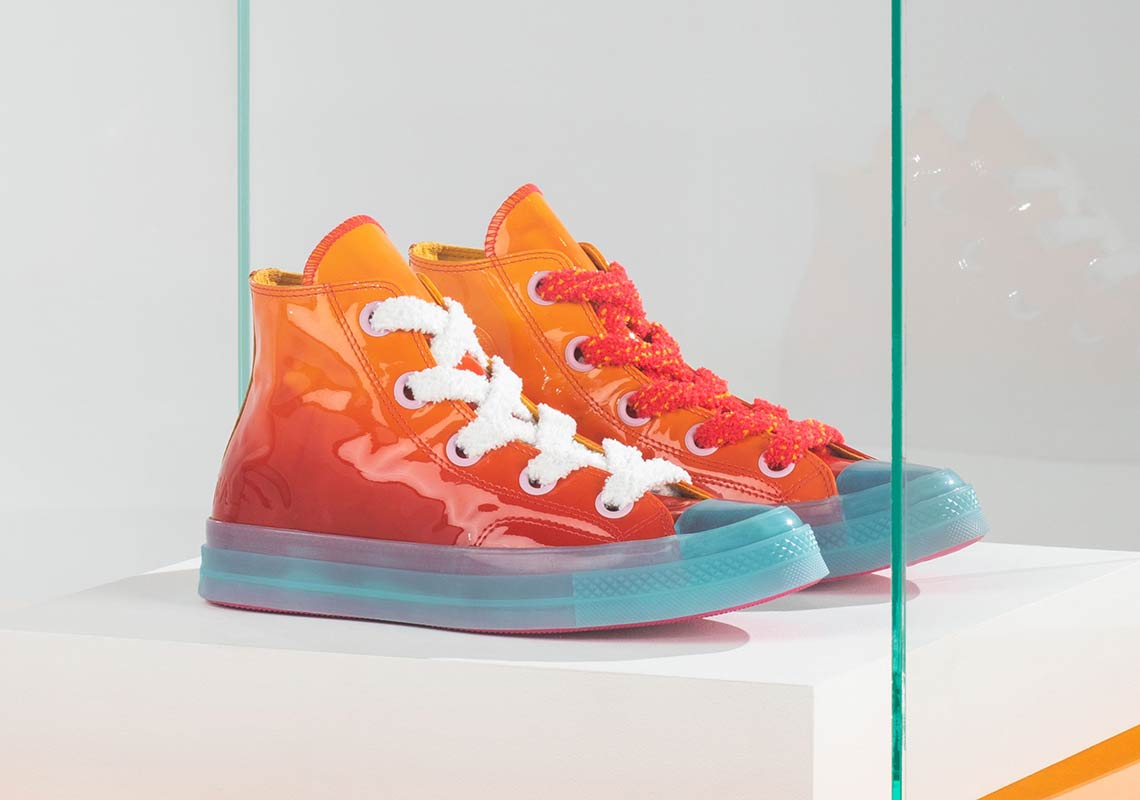8955dcea0ff JW Anderson x Converse Chuck 70 Low Release Date  July 19th