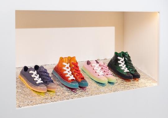 JW Anderson Makes Toys Out Of The Converse Chuck 70