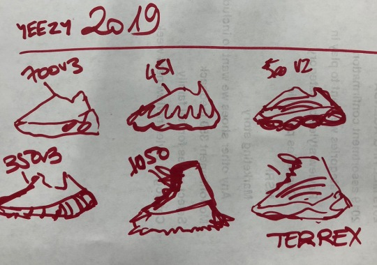 Kanye West Hints At adidas Yeezy 350 v3, Yeezy 500 v2, And More