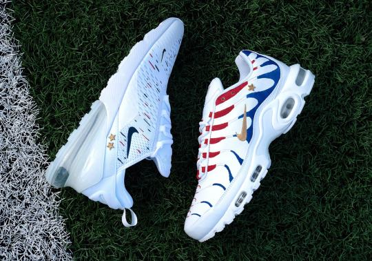 Nike Honors Kylian Mbappé With 1998-2018 Air Max Pack