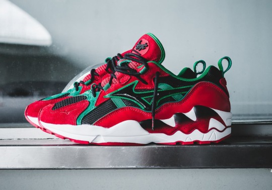 Where To Buy La MJC x Mizuno Wave Rider 1