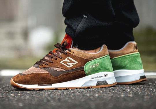 """New Balance 1500 """"Coastal Cuisine"""" Pack Drops In August"""