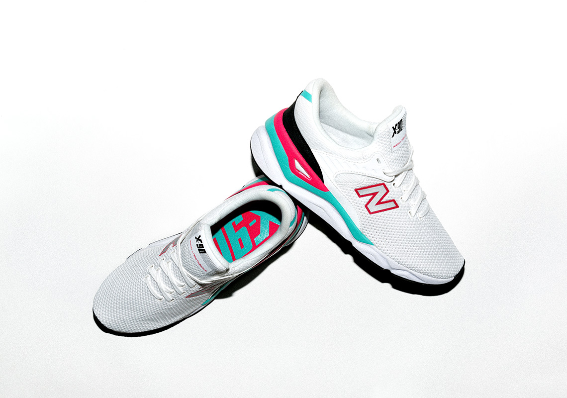 Pink Combination New Balance X 90 Modern Essential Pack Release Info