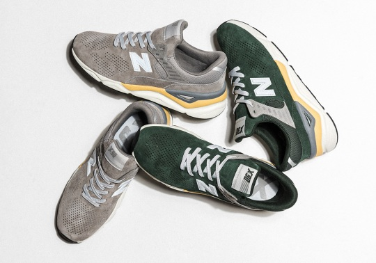 """The New Balance X-90 """"Return To Future"""" Pack Features Retro Vibes"""