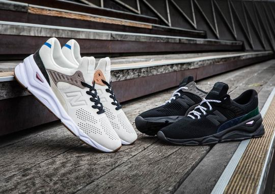 The New Balance X-90 Makes A Statement With Two New Colorways