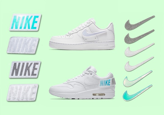 Nike's 1-100 Pack With Removable Patches Releases This Friday