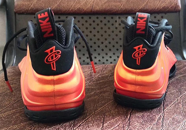 ade34273ace Nike Air Foamposite One Habanero Red Release Date