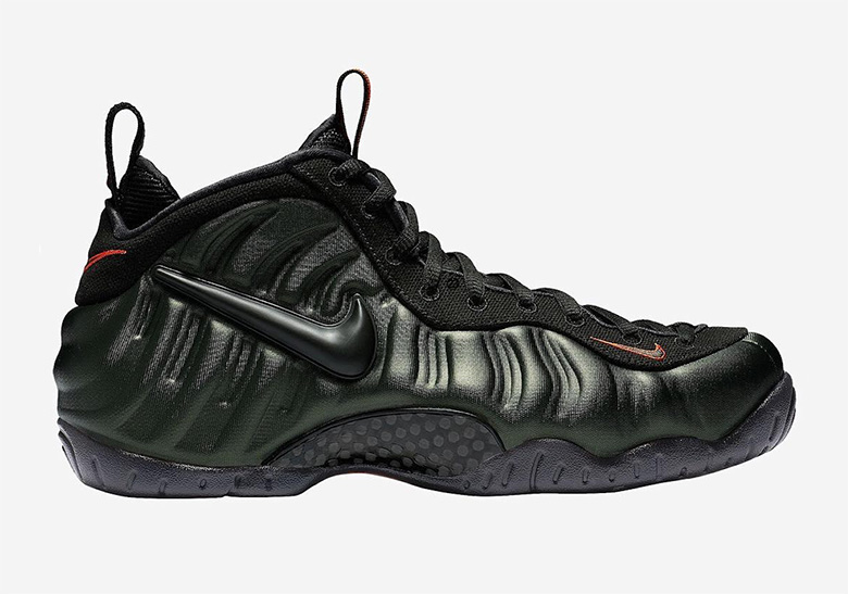 "quality design 39c18 7d0ce Nike Air Foamposite Pro ""Sequoia"" Is Coming In August"
