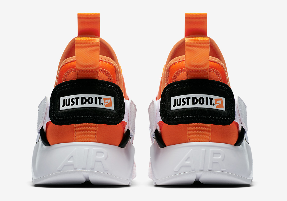 """huge selection of f2f4e 1775d The Nike Huarache City Low """"Just Do It"""" Is Coming In August"""