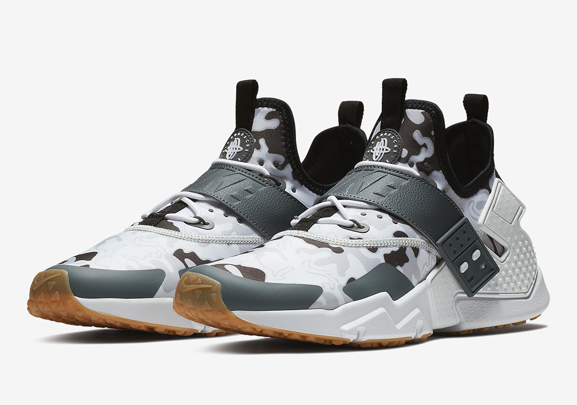 e2d1d05194167 Official images of both new Huarache Drift colors are available below