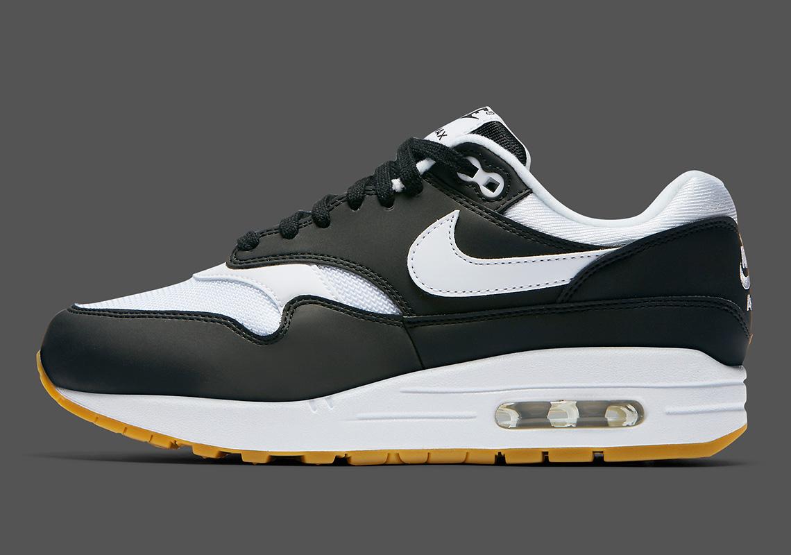 1ac73db18a Nike Air Max 1 Black/Gum 319986-038 | SneakerNews.com