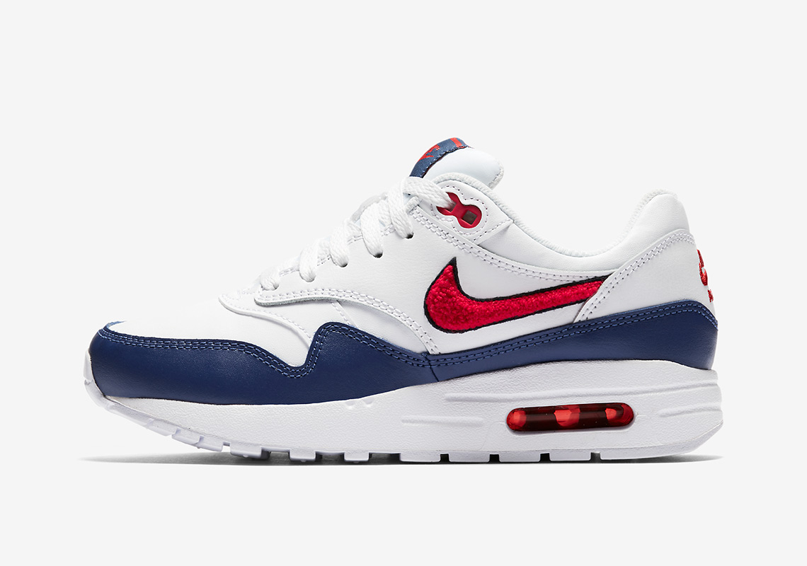Discount Men Running Shoes Nike Air Max 1 Ultra Moire SKU