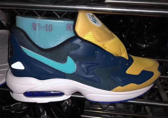 First Look At The Nike Air Max 2 Light '94 Retro