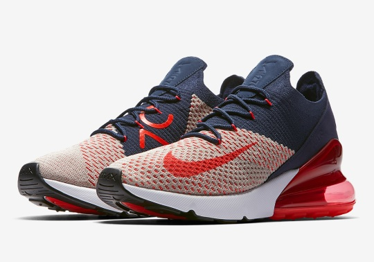 USA Themes Bless The Nike Air Max 270 Flyknit