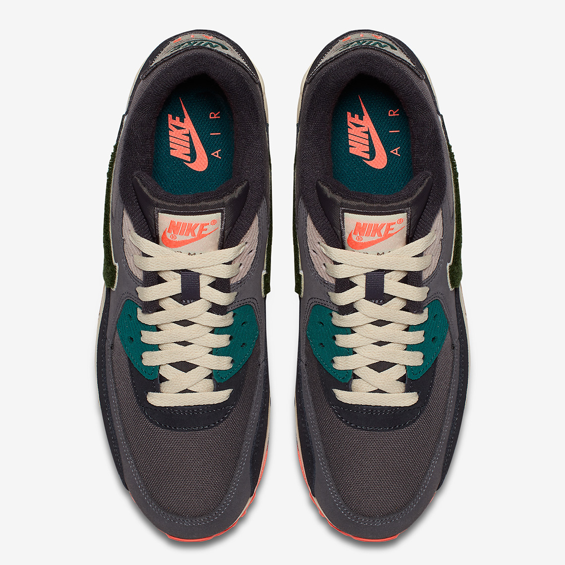 Nike Air Max 90 858954 002 Chenille Release Info