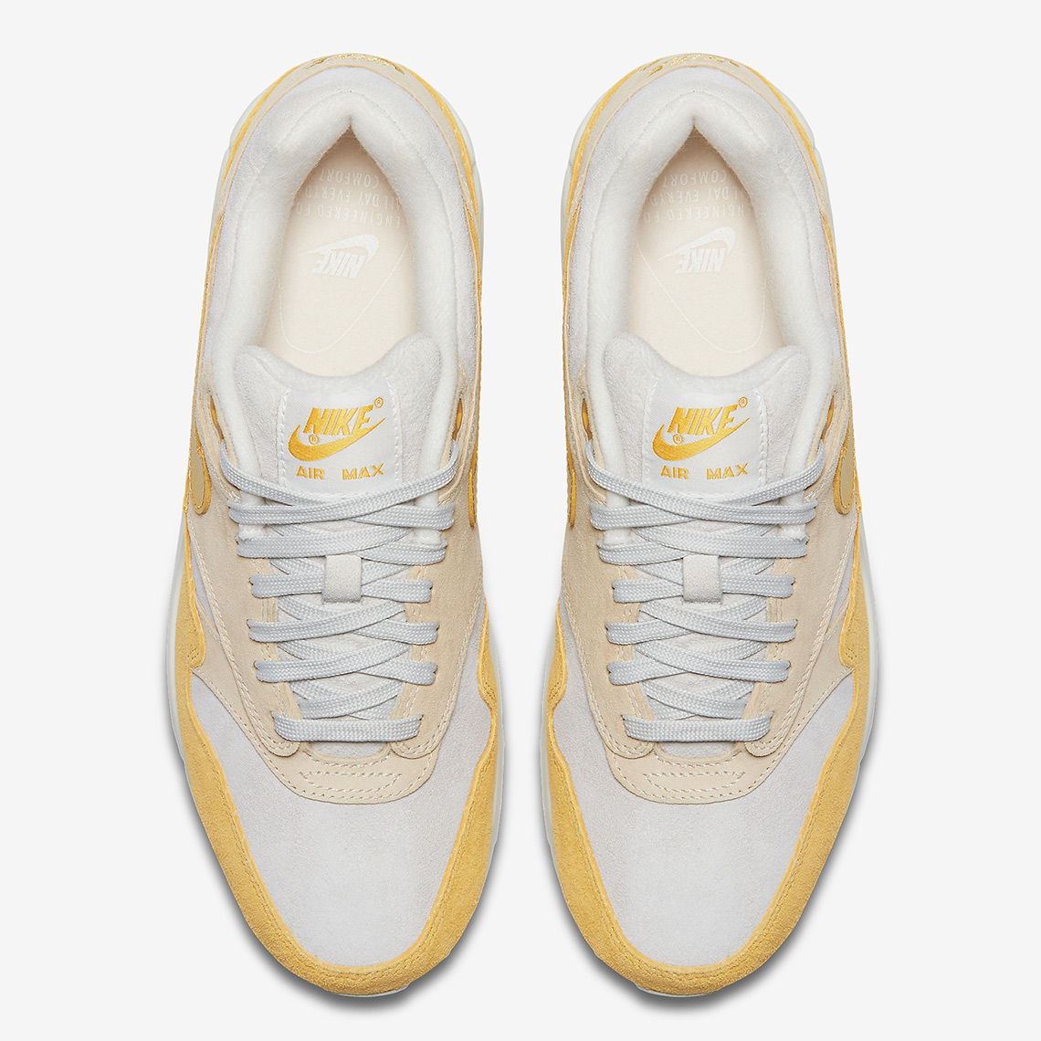 7f0b5fed94fd5 Nike Air Max 90/1 Yellow AQ1273-800 Available Now | SneakerNews.com