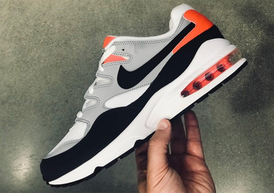 The Nike Air Max 94 Just Made A Surprise Return