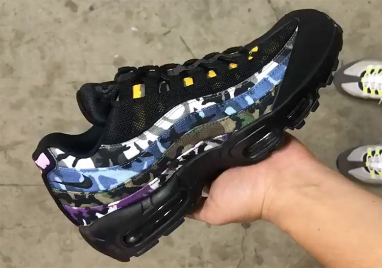 detailed look e6d44 1858f Nike Air Max 95 ERDL Party AR4473-001 | SneakerNews.com