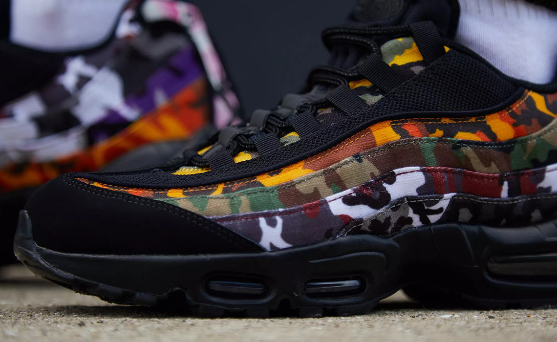 check out 6d609 51d44 Where To Buy Nike Air Max 95 ERDL Party Camo | SneakerNews.com