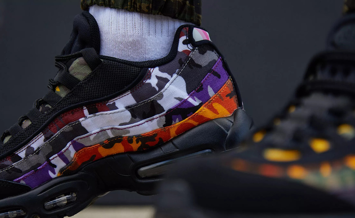 ba2e08fb09a Where To Buy Nike Air Max 95 ERDL Party Camo