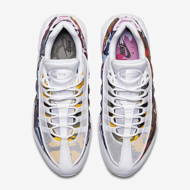 88eca90e555 Nike Air Max 95 ERDL Party Release Date  August 4th