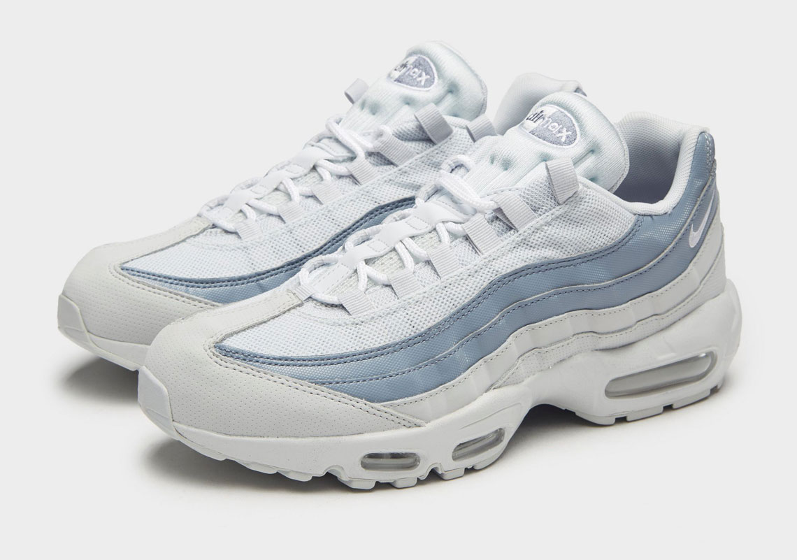 Nike Air Max 95 Light Blue Buy Now Sneakernews Com